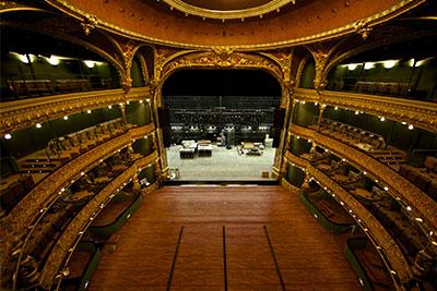 Stonex web stonex professional lighting - Teatro campos elisios ...