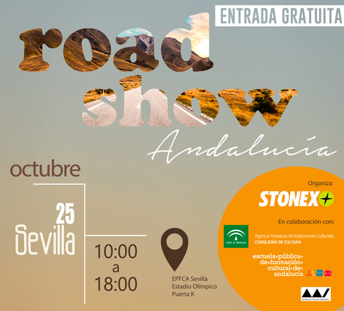 Road Show STONEX Sevilla