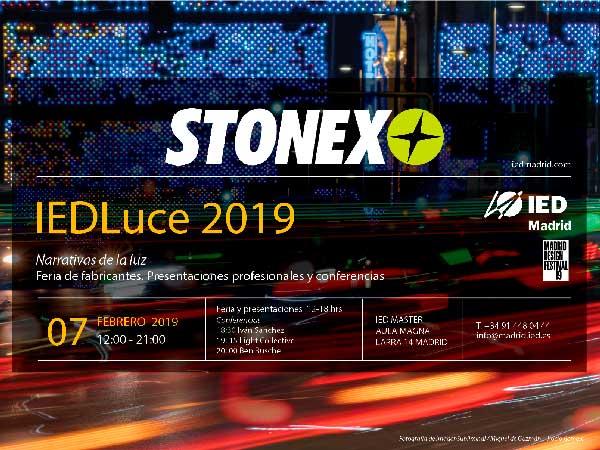 Cartel IEDLuce Stonex