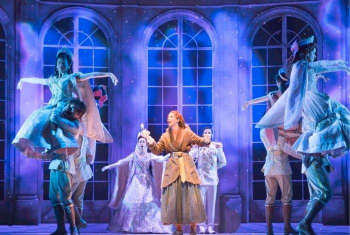 Musical Anastasia. Teatro Coliseum