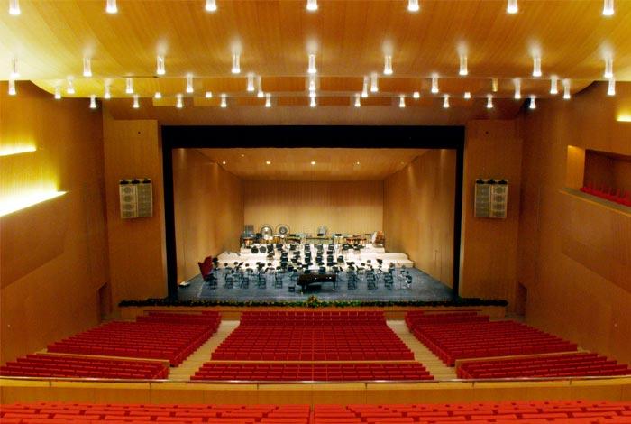 Baluarte Auditorium