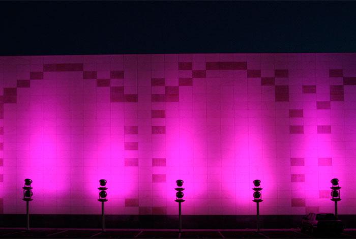 Iluminación fachada Casino Aranjuez