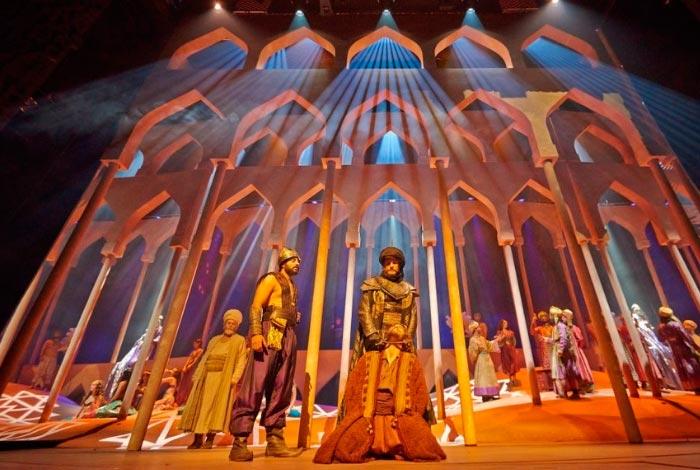 Musical El Médico. Teatro Apolo