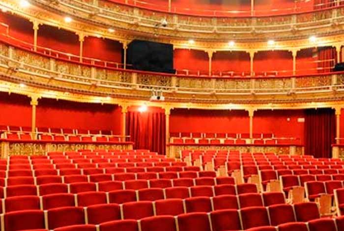 Patio de butacas Teatro María Guerrero