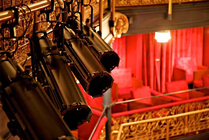 Focos Teatro Zorrilla