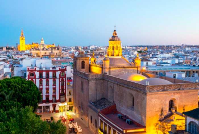 Iluminación Catedral de Sevilla