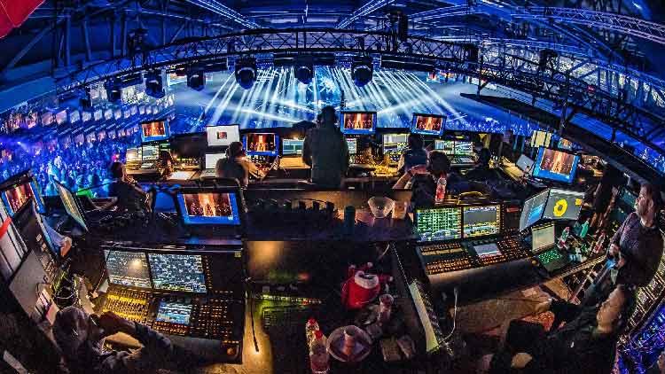 Eurovision Ralph Larmann MA lighting