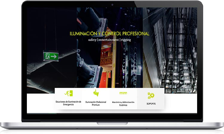 Support - STONEX Lighting and Professional Control | safety