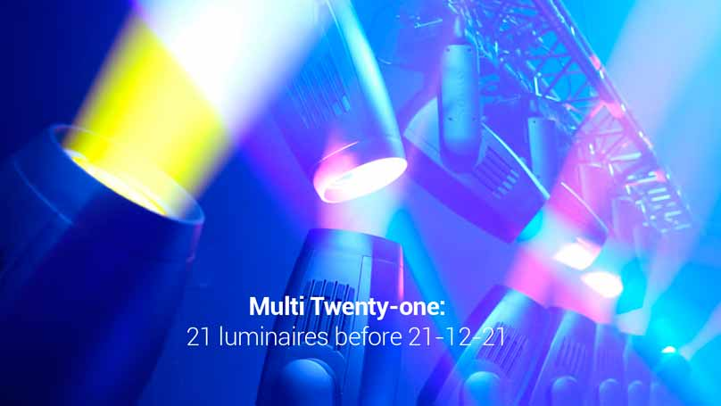 Ayrton Multy twenty-one