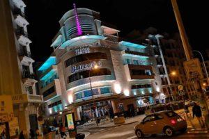 Fachada Teatro Barceló Madrid