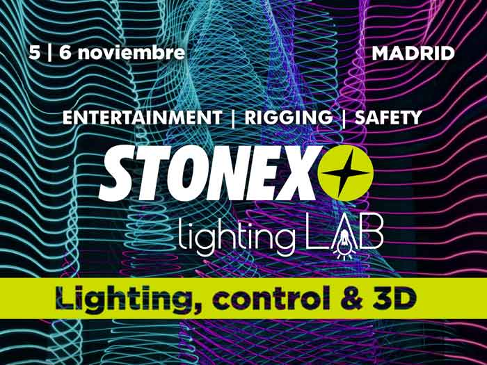 Stonex lighting LAB