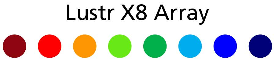 Lustr X8 Array