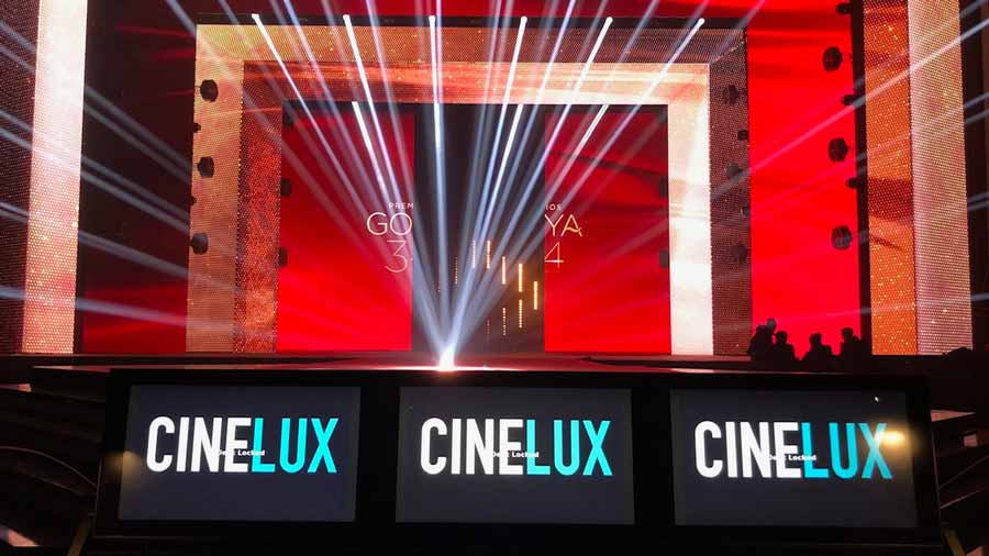 MA Lighting Gala Goya Cinelux