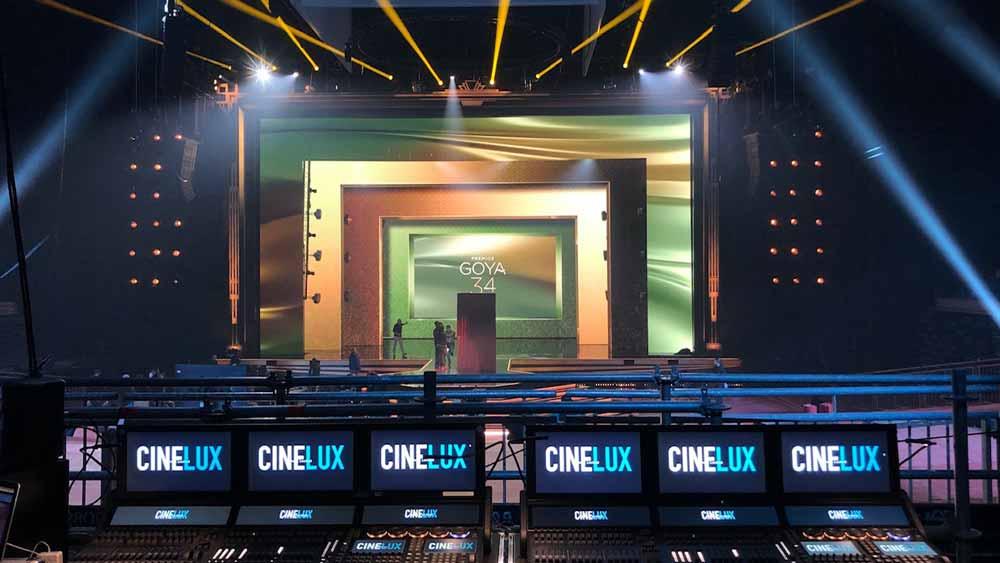 MA Lighting Goya 2020 Cinelux