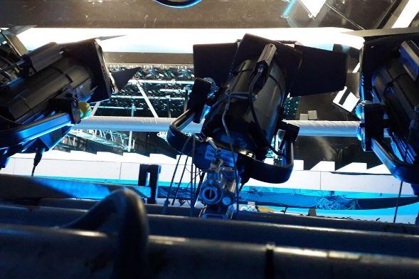 Source Four LED de ETC para iluminación en televisión_À Punt Media