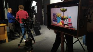 Gama fos4 para cine y televisión de ETC