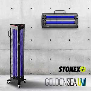 UV-C disinfection products