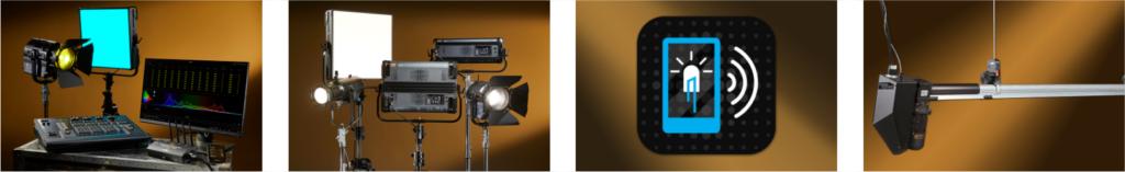 Iluminación en cine y televisión