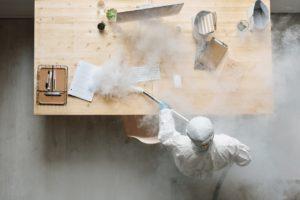 desinfeccion con ozono es eficaz